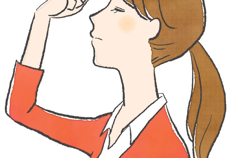 頭痛を和らげるアロマテラピー