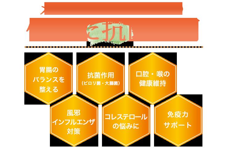 オーガニックマヌカハニー優れた6つの効果!!