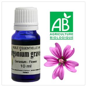 Geranium [ゼラニウム精油]