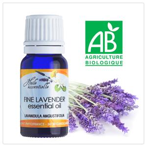 Lavender [真正ラベンダー精油]